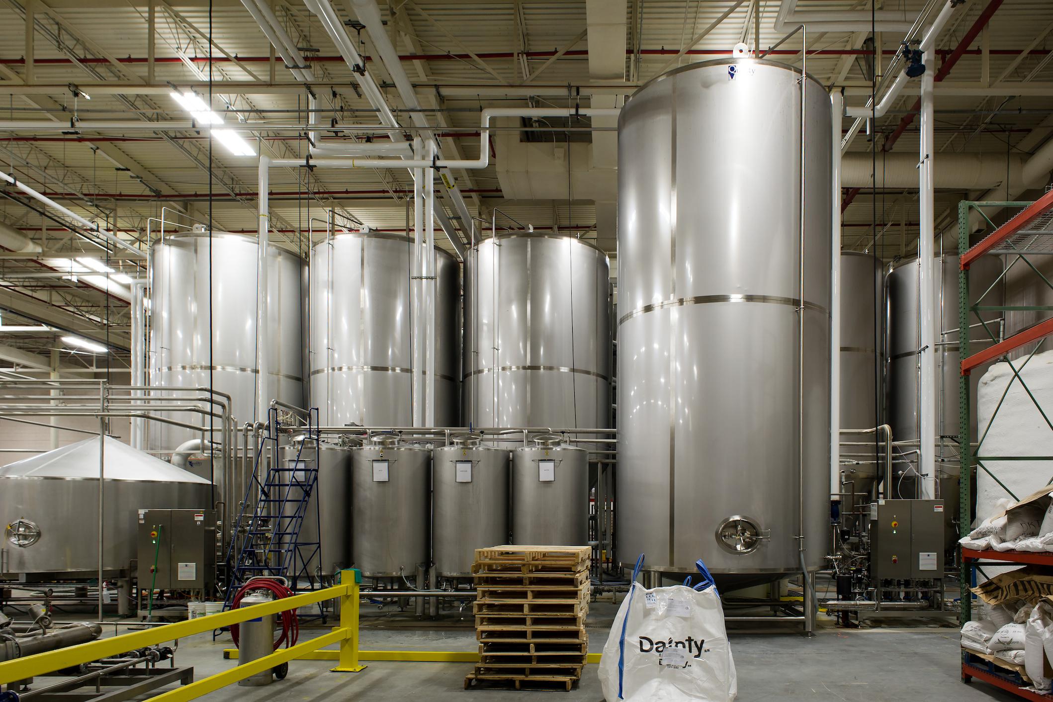 Brew Detroit Capacity Tap